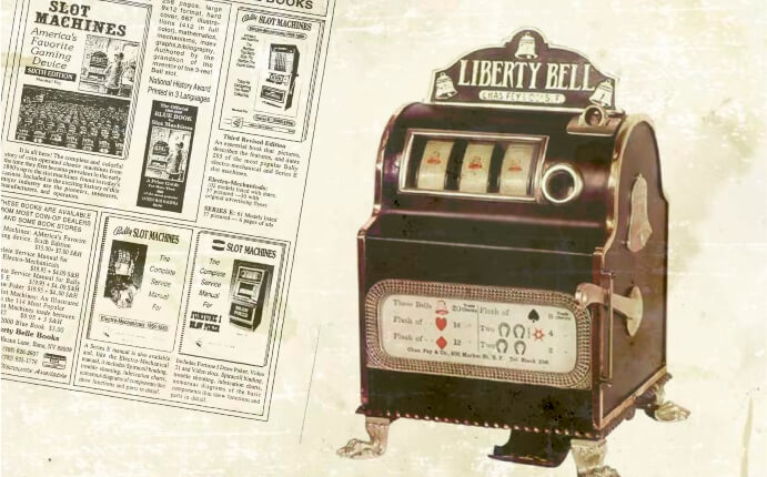 First Slot Machine Ever Made